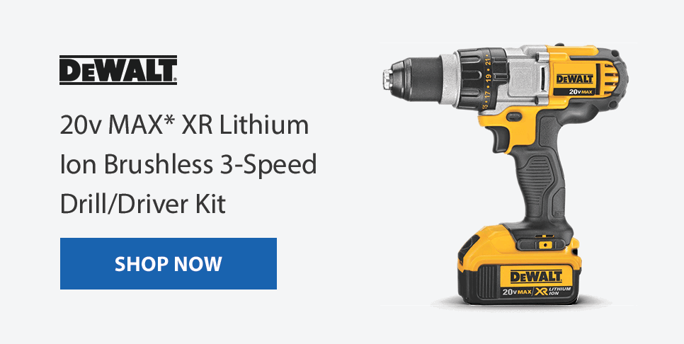 Dewalt Driver Kit
